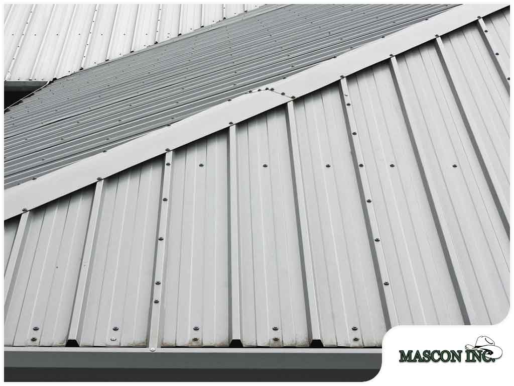 Why Do Homeowners Choose Standing Seam Metal Roofs Mascon Inc